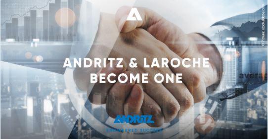 ANDRITZ to acquire Laroche, France