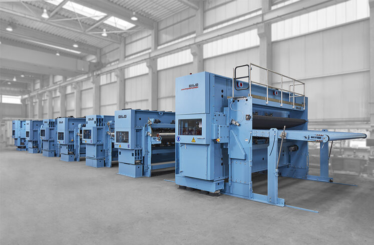 Huafon Microfiber Orders 3 Lines from DiloGroup