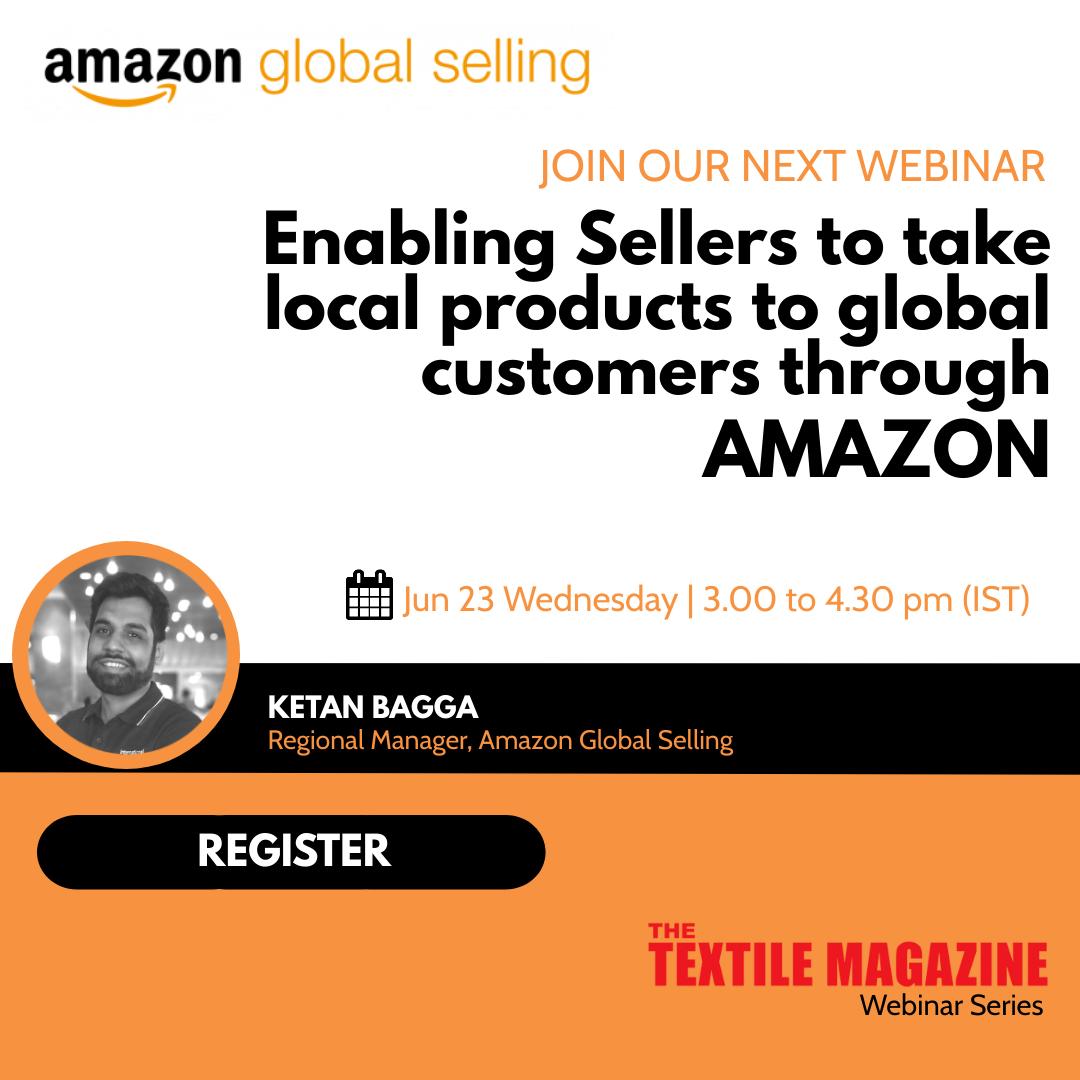 WEBINAR – AMAZON Global Selling