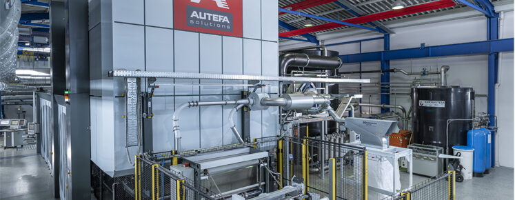 AUTEFA – innovative solutions for the textile industry